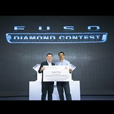 FUSO Diamond Contest Mini Draw 2017/2018
