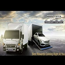 FUSO Diamond Contest 2017/2018