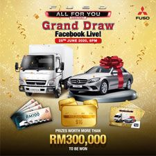 FUSO All For You Contest Grand Draw