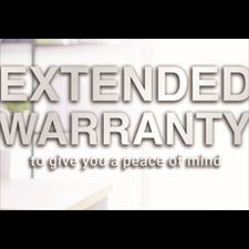 New Extended Warranty