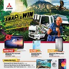 Snap & Win prizes up to RM26,000